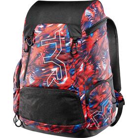 9a711de577 TYR Alliance Mercury Rising Print Zaino da nuoto 45l rosso/nero